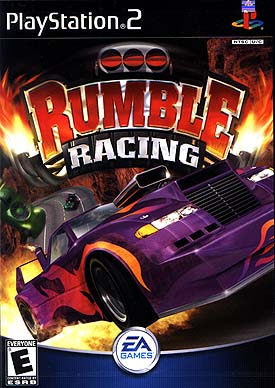 Cheat/Password Rumble Racing Lengkap PS2 | BloodAssassin