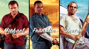 GTA5 Karakter