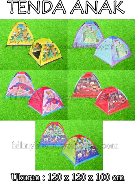 Tenda anak 170rb