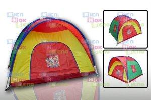 Tenda pipa bahan kain parasut (gambar campur)