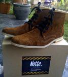 Brown Chukka Boots 350